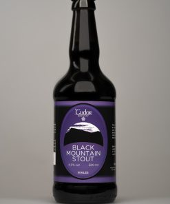 Tudor Brewery Black Mountain Stout