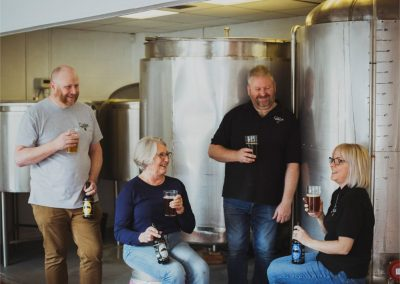 Tudor Brewery Team