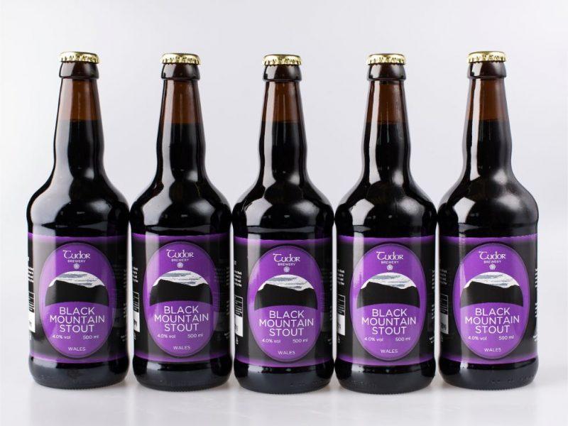 Tudor Brewery Black Mountain Stout Set