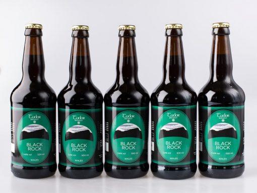 Tudor Brewery Black Rock Real Ale Set