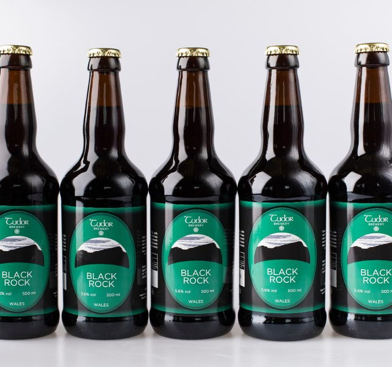 Tudor Brewery Black Rock Real Ale Set