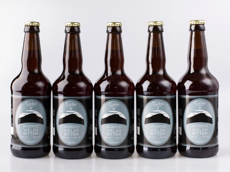 Tudor Brewery Skirrid Welsh Bitter Set