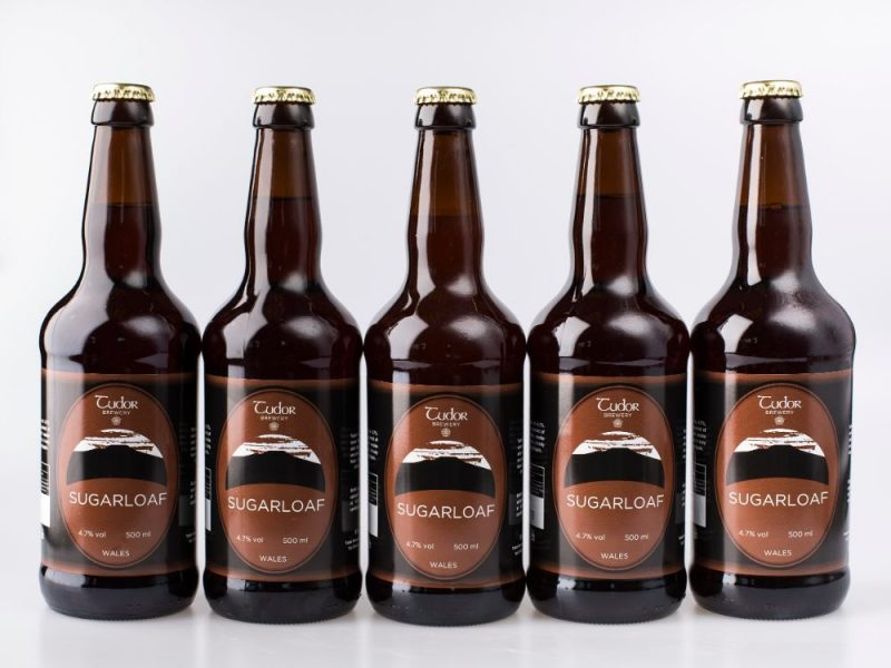 Tudor Brewery Sugarloaf Real Ale Set
