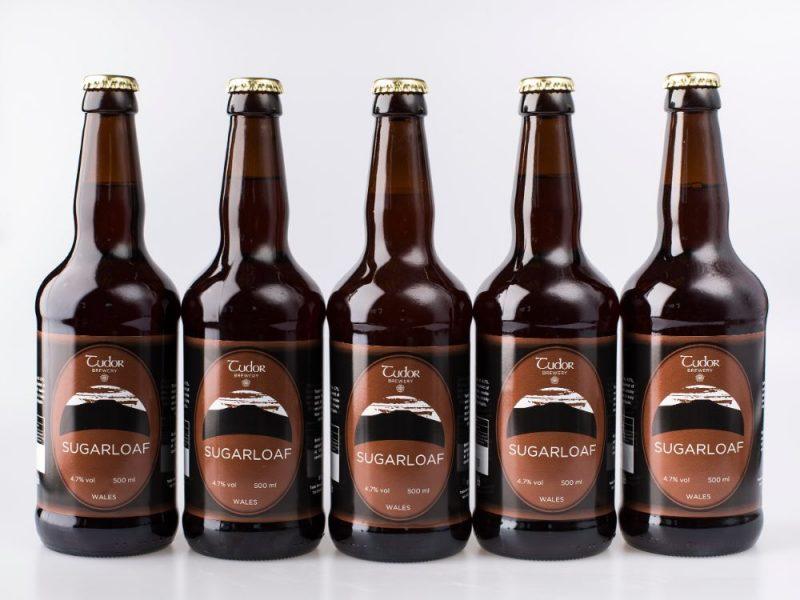 Tudor Brewery Sugarloaf Real Ale Set