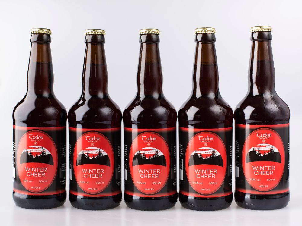 Tudor Brewery Winter Cheer Set