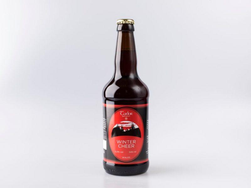 Tudor Brewery Winter Cheer