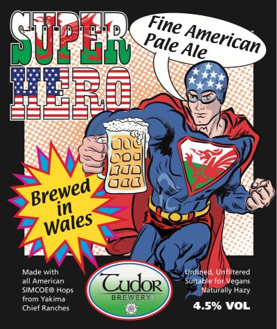 Tudor Brewery | Super Hero Guest