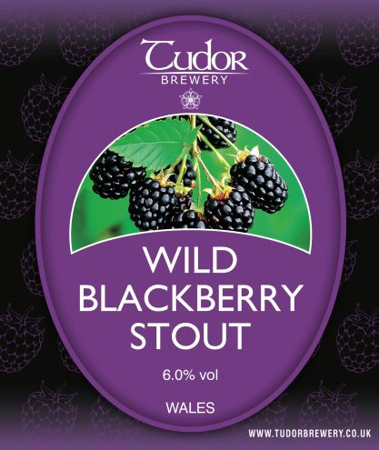 Tudor Brewery Wild Blackberry Stout Special
