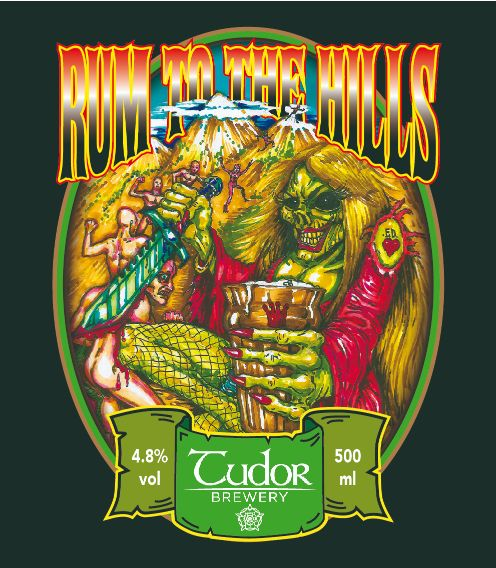 Tudor Brewery | Rum to The Hills Guest
