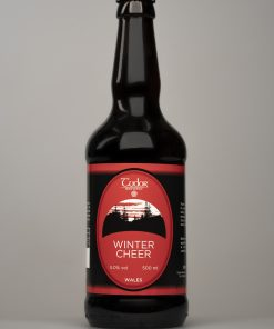 Tudor Brewery Winter Cheer