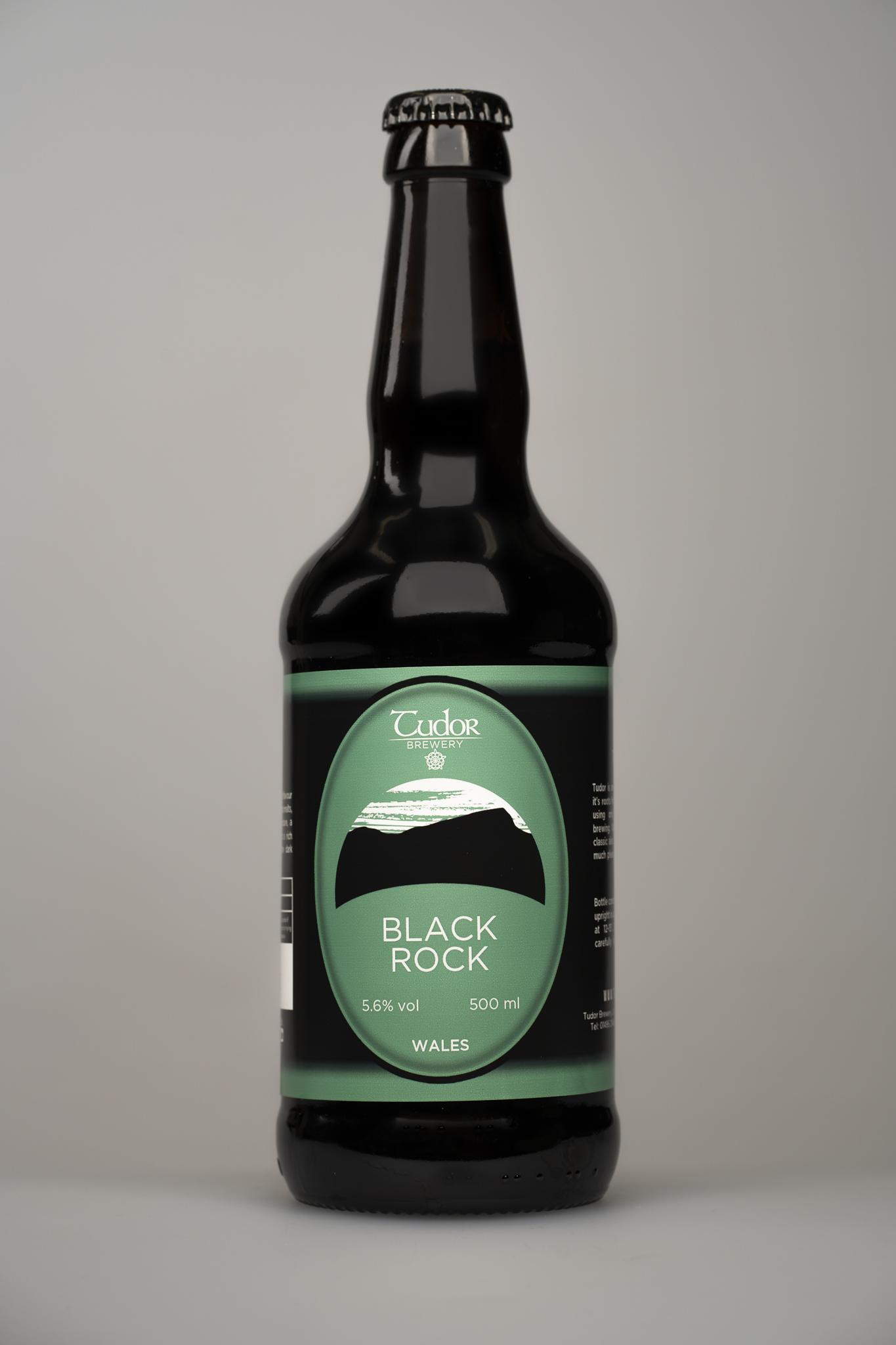 Tudor Brewery Black Rock